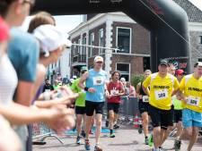 Nieuw parcours 10 km Overbetuweloop
