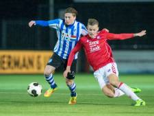 Tibeau Swinnen maakt pikante overstap van FC Eindhoven naar Helmond Sport