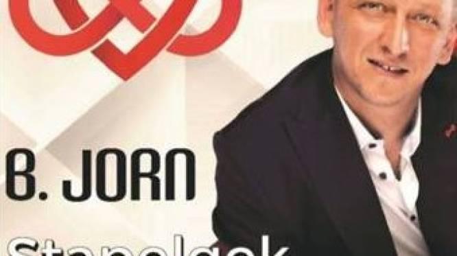 Zanger B.Jorn pakt uit met nieuwe single