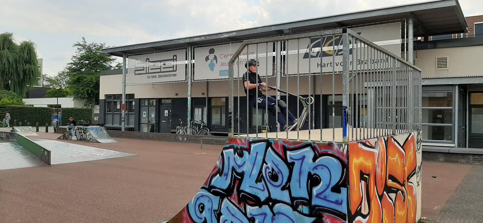 Jongerencentrum Bizzi in Schijndel.
