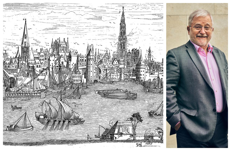 Historicus Michael Pye brengt in zijn boek het Antwerpen van de zestiende eeuw tot leven. Beeld DM