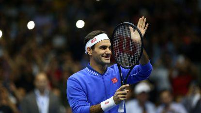 Cijfers die doen duizelen: Federer straks vierde sportmiljardair, slechts één zevende komt uit prijzengeld