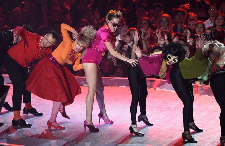 Miley Cyrus Beeld null