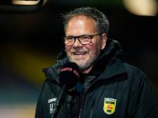Cambuur-trainer De Jong: 'Niet verstandig als Gudde de schaal komt uitreiken'