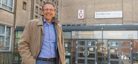Misschien wel vriendelijkste rector van de stad stopt: 'Een luisterend oor helpt'