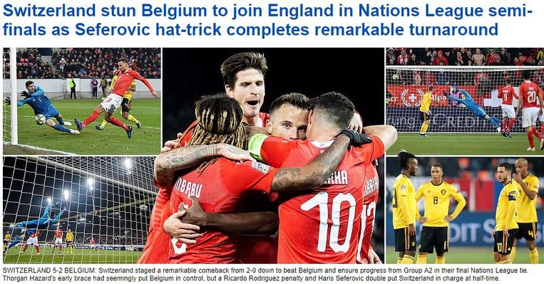 null Beeld Daily Mail