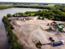Hardenberg stelt optreden tegen grindwasserij uit: stap voor stap