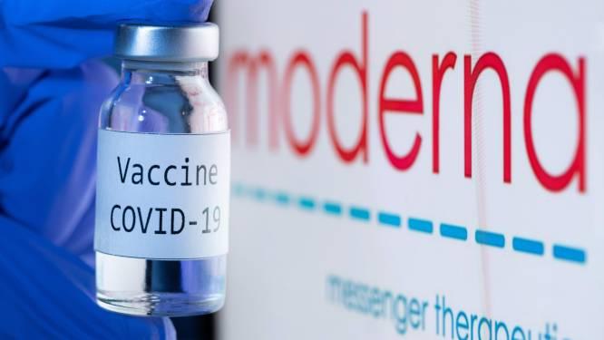 Moderna-inenting is 100% effectief tegen ernstige variant van Covid-19: als België hierop intekent, zijn er vaccins voor iedereen