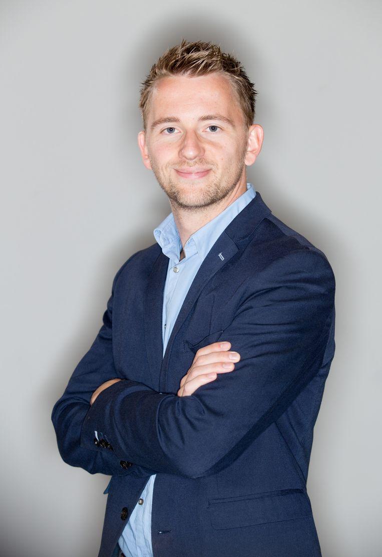 Simon November, woordvoerder van Test-Aankoop. Beeld RV