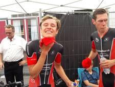 Oscar van Wijk snelste bij elite-beloften in Chaam