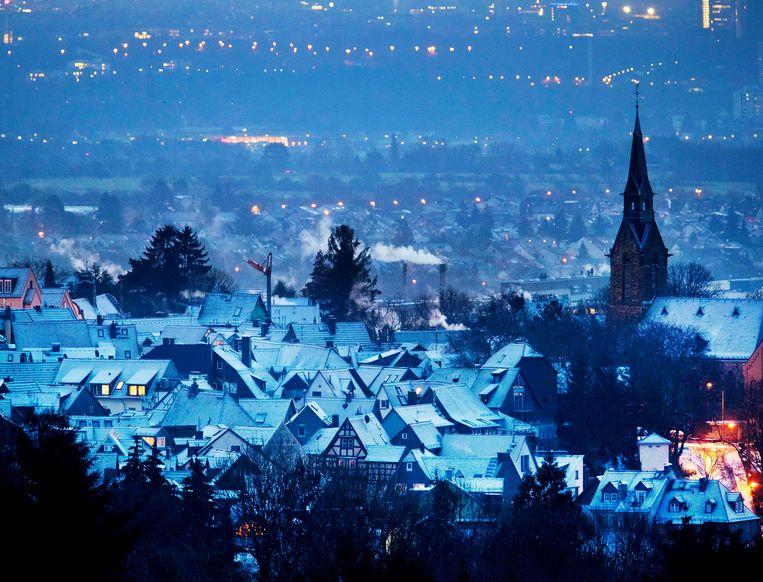 Kronberg, Duitsland.