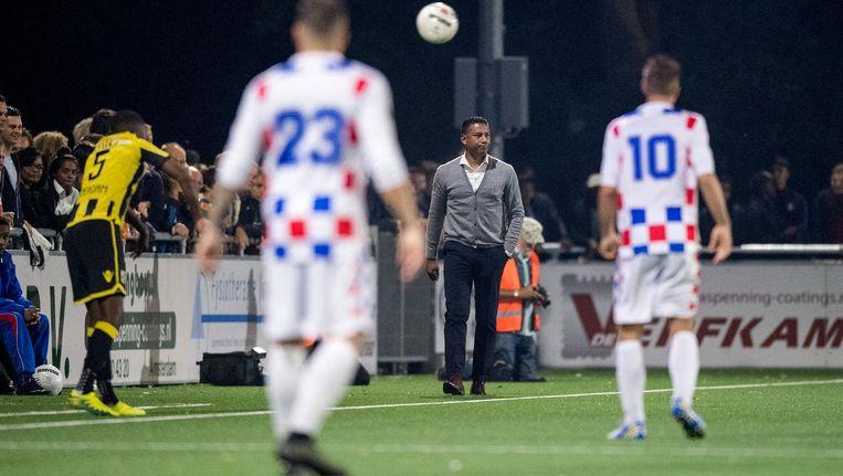 ASV De Dijk verliest in de beker van Vitesse Beeld Pro Shots