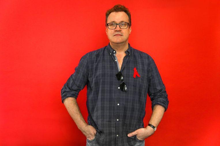 Years and Years-scenarist Russell T. Davies. Beeld HBO