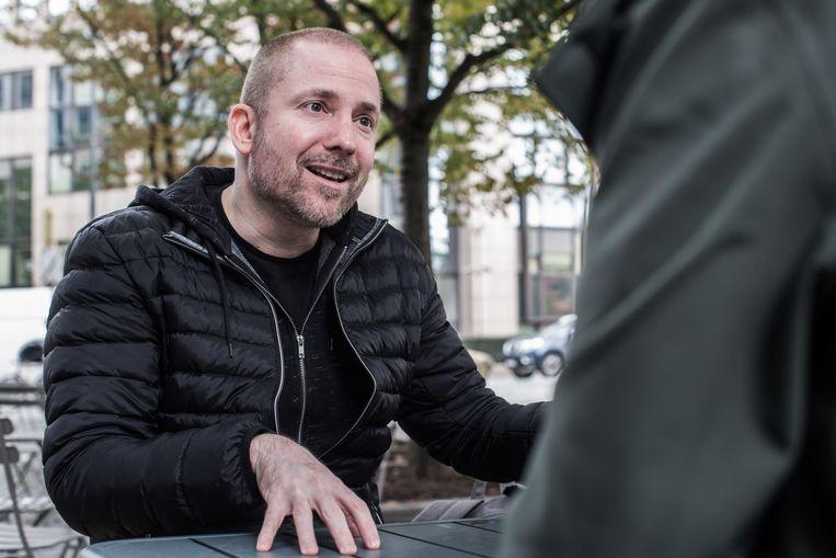 Internetactivist Aral Balkan Gent zal Gent begeleiden in zijn inspanningen om een slimme stad te worden. Beeld thomas legreve