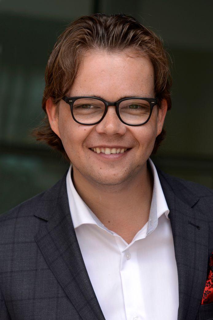 Daan de Kort, wethouder Veldhoven