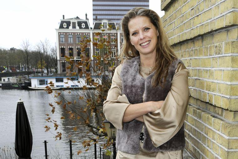 Babette van Veen gespot op Tinder: de 'GTST'-actrice reageert nu zelf op de belangstelling Beeld Brunopress/Patrick van Emst
