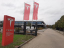 De Tesla-fabriek in Tilburg