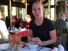 Richel Hogenkamp vlogt: zo ziet het leven van een toptennisster eruit