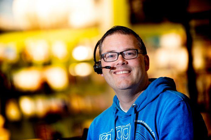 Digicoach Roy Bosman is een van de vrijwilligers van de 100 verhalen van de campagne Mensen Maken Nederland.