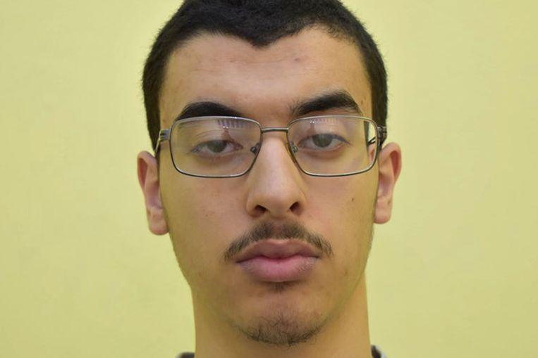 Hashem Abedi hielp zijn broer Salman bij de bloedige zelfmoordaanslag in de Manchester Arena. Beeld AFP