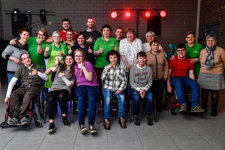 Special Stars Party ging door in het Gildenhuis in Grembergen.