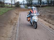 Veilig fietsen over Arvato-fietspad, wél opletten bij oversteken Karrevenseweg