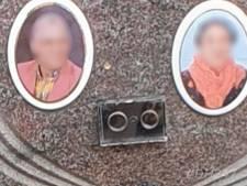 Trouwringen van grafsteen in Den Haag gestolen: 'Niet al te bijzonder, maar van grote emotionele waarde'