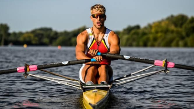 Ward Lemmelijn uit Tienen gaat voor wereldtitel indoor roeien : volg zijn prestatie via de livestream