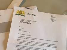 Extinction Rebellion stuurt brieven met gemeentewapen, Den Haag is niet blij