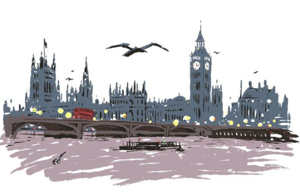 De beste plekjes in **Londen** volgens schrijverspaar **Nicci French**