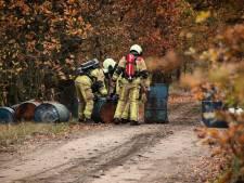 Politie doet onderzoek naar afvaldumpingen in Twente