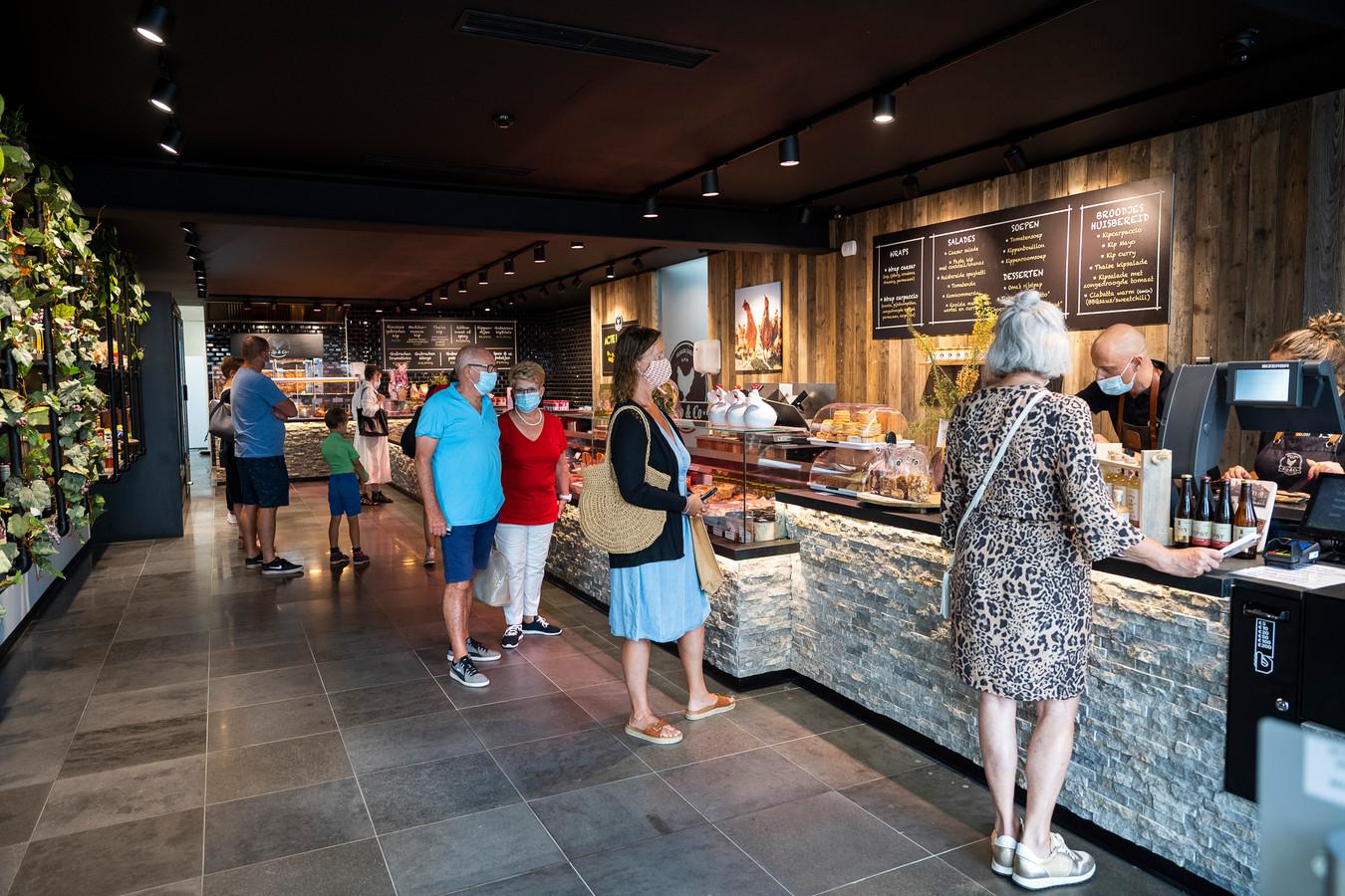 Kip & Co heeft een vierde filiaal geopend in Hoevenen