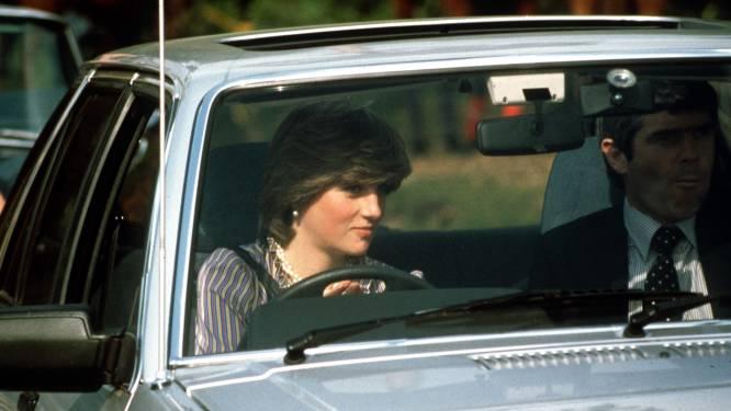 Ford Escort van prinses Diana geveild voor ruim 58.000 euro