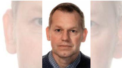 Karel Van Tendeloo (49) uit Kasterlee vermist
