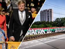Nieuws gemist? Sobere Prinsjesdag in Den Haag en Station De Goffert omgedoopt tot 'Station De Bloedkuul'