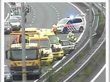 Forse vertraging op A12 bij Arnhem na eerder ongeval