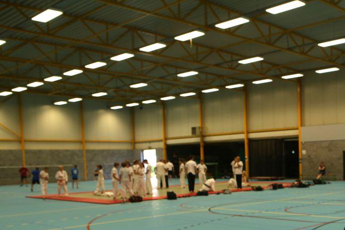 Glabbeek breidt de bestaande recreatiecluster uit tot nieuwe sportpool.