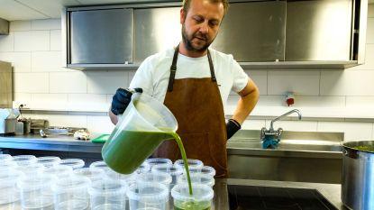 Zes weken geleden begon Nils gratis te koken voor Liers ziekenhuis, intussen bedeelt Feed the Nurses wekelijks 15.000 maaltijden in heel Vlaanderen