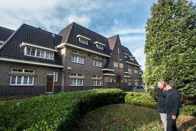 De 'generaalswoning' is nog vrij in het Kazernekwartier in Breda