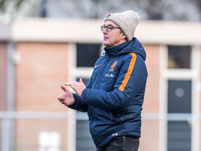 Hendri Zwinselman is op zijn plek bij SV Raalte, waar hij voor een derde jaar zal tekenen.