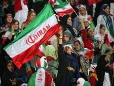 Les Iraniennes de retour dans les gradins après deux ans d'absence
