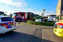 Gewonde bij barbecue in Tilburg door ontplofte gasfles.