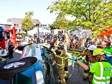 Inbraken, ongelukken en incidenten: dit was de Veiligheidsdag in Hardinxveld-Giessendam
