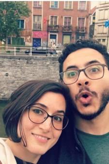 """Ahmed (29), de vriend van de Gentse Souheila (31), is veroordeeld tot vier jaar cel wegens 'verspreiden van fake news': """"Mijn pijn is ondraaglijk, dit mag niet gebeuren"""""""