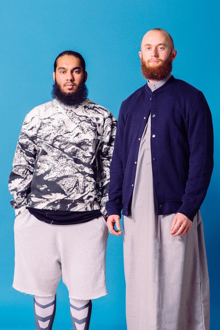 Bij het thema baard kun je een quiz doen met plaatjes van baarden: hoort dit pluizige geval bij een hipster, een moslim of een Jood? Beeld Kasimir Szekeres