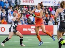 Nederlandse hockeysters knokken zich terug tegen Duitsland en plaatsen zich voor finale
