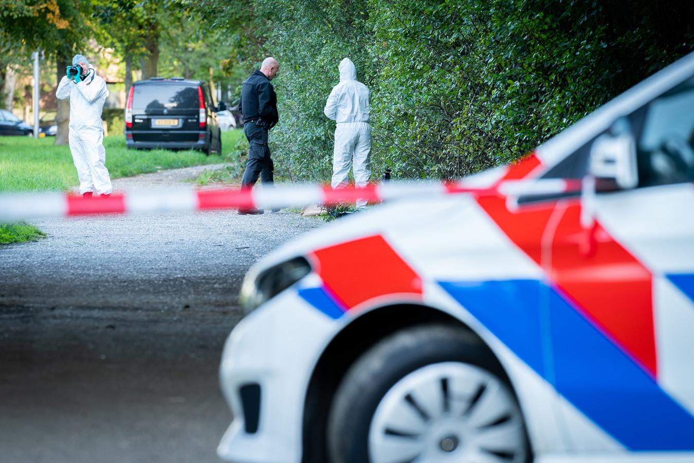 Onderzoek naar aanleiding van een verdachte situatie vorig jaar bij het Beatrixpark in Lunetten, waar de vrouwenbelager eerder had toegeslagen.