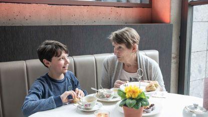 Cafetaria Gallo-Romeinsmuseum is een Brits theesalon in krokusverlof