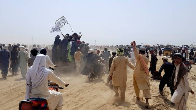Rusland kijkt met argusogen naar het 'Afghaanse gevaar'
