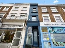 Une maison de moins de 2 m de large à vendre pour 1 million d'euros